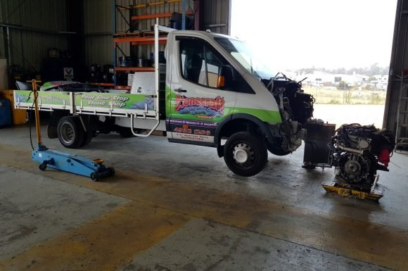 Light Commercial Repairs - Transport Repairs and Services